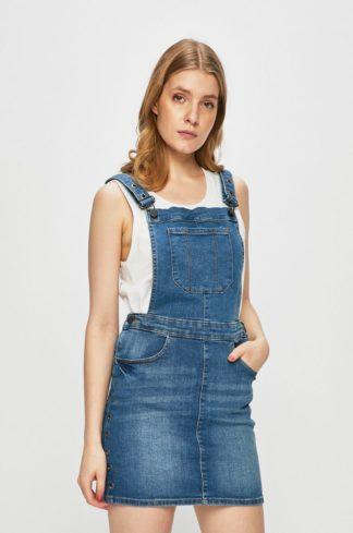 Noisy May - Sukienka jeansowa