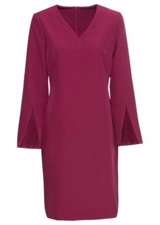 Sukienka bonprix fioletowy