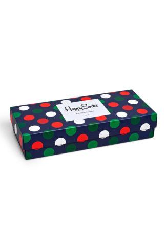 Happy Socks - Skarpetki Holiday Big Dot Gift Box (4-pak)