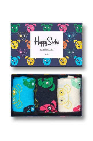 Happy Socks - Skarpetki Gift Box (3-pak)