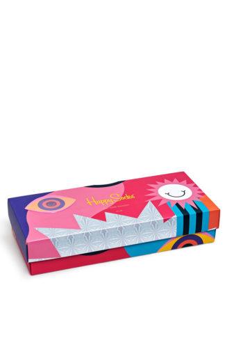 Happy Socks - Skarpetki Psychedelic (4-pack)