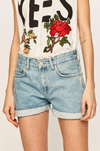 Pepe Jeans - Szorty jeansowe Mable Archive