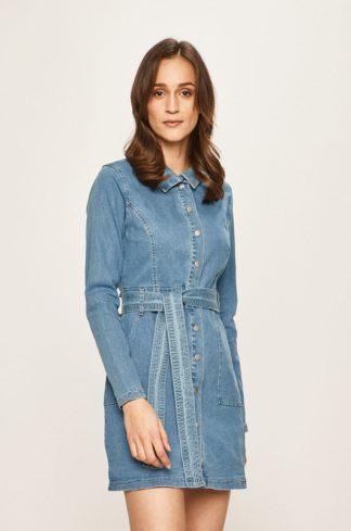 Glamorous - Sukienka jeansowa