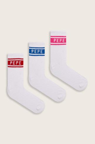 Pepe Jeans - Skarpetki Hannah (3-pack)