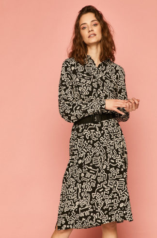 Medicine - Sukienka by Keith Haring