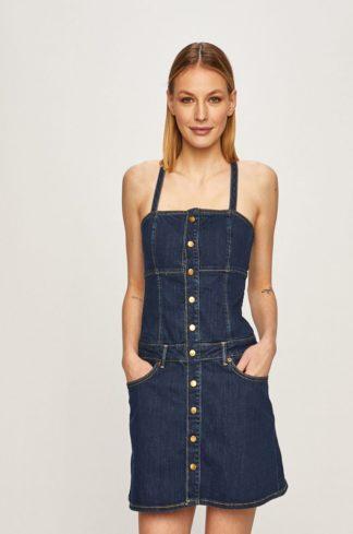 Pepe Jeans - Sukienka jeansowa Flame