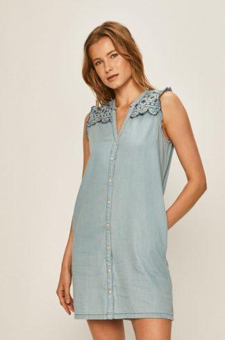Pepe Jeans - Sukienka jeansowa Lura
