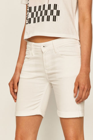 Pepe Jeans - Szorty jeansowe Popy Short Pride