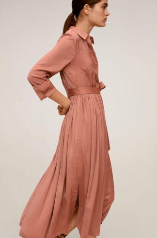 Mango - Sukienka Pink