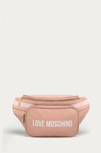 Love Moschino - Nerka skórzana