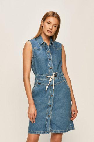 Lee - Sukienka jeansowa