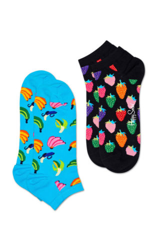 Happy Socks - Stopki Banana (2-pack)