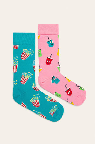 Happy Socks - Skarpetki Snacks Gift Box (2-pack)