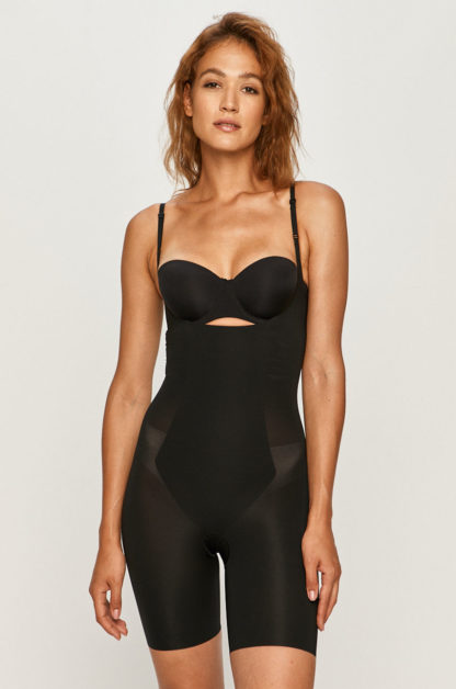 Spanx - Body modelujące Thinstincts Targered Open-Bust