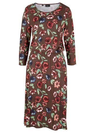 Sukienka shirtowa midi