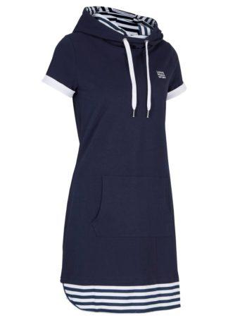 Sukienka shirtowa z bawełny