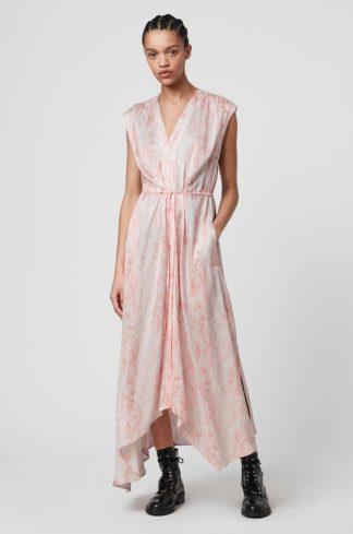 AllSaints - Sukienka Tate Masala Dress