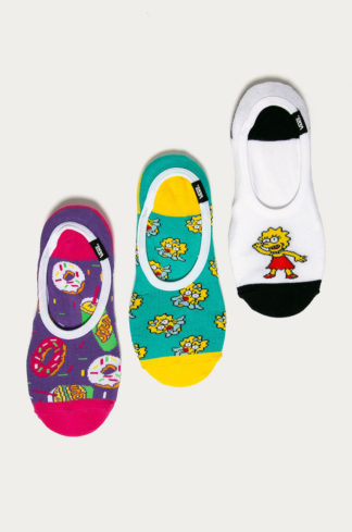 Vans - Stopki x The Simpsons (3-pack)