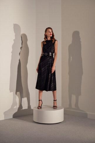 Answear Lab KRÓL kolekcja limitowana - Sukienka Mila