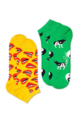Happy Socks - Stopki Lip (2-pack)