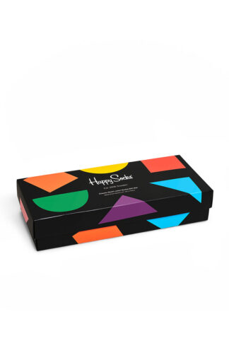 Happy Socks - Skarpetki Classic Multi-color (4-pack)
