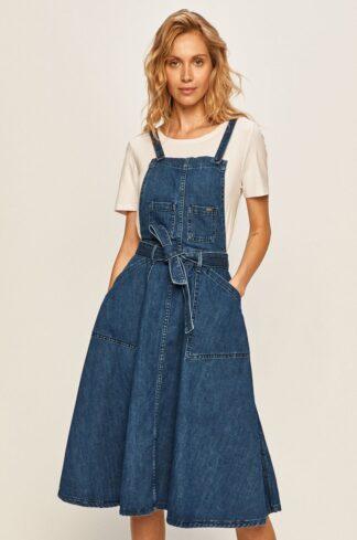 Pepe Jeans - Sukienka jeansowa Lucky