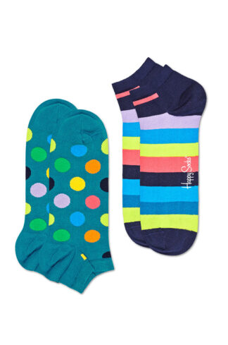 Happy Socks - Stopki Big Dot (2-pack)