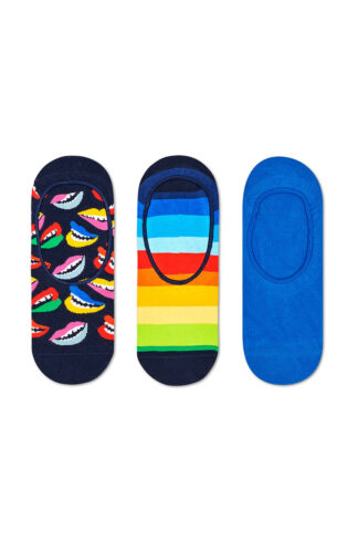 Happy Socks - Stopki Lips (3-pack)