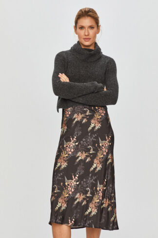 AllSaints - Sukienka na ramiączkach ze swetrem