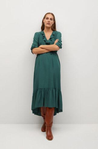 Mango - Sukienka NOIR