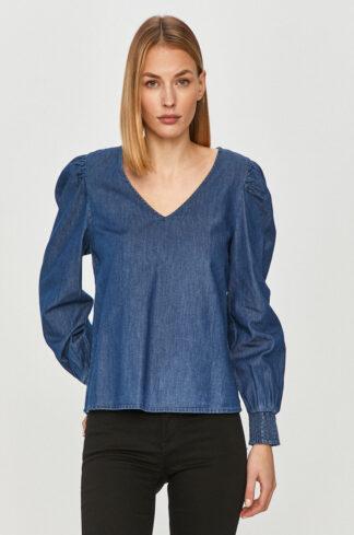 Jacqueline de Yong - Bluzka jeansowa
