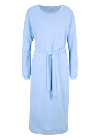 Sukienka dresowa w długości do kolan