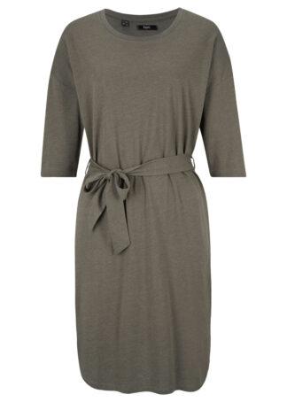Sukienka bawełniana oversize