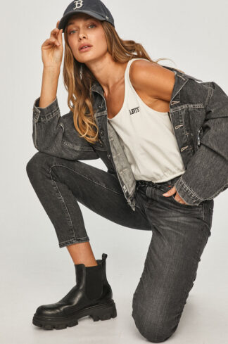 Levi's - Kurtka jeansowa