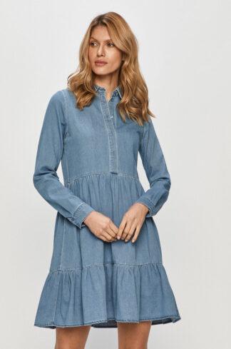 Vero Moda - Sukienka jeansowa