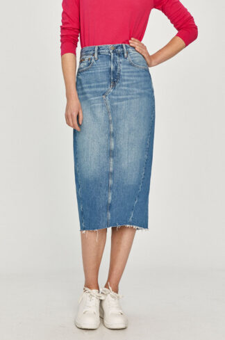 Polo Ralph Lauren - Spódnica jeansowa