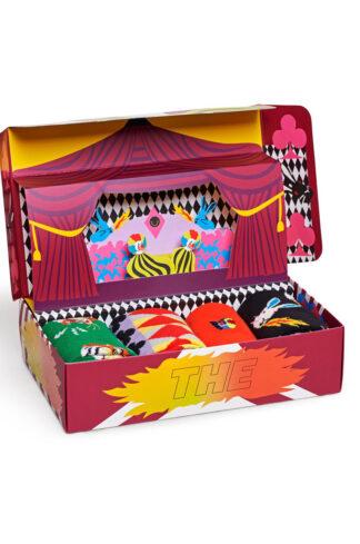 Happy Socks - Skarpetki Circus Socks Gift Set (4-PACK)
