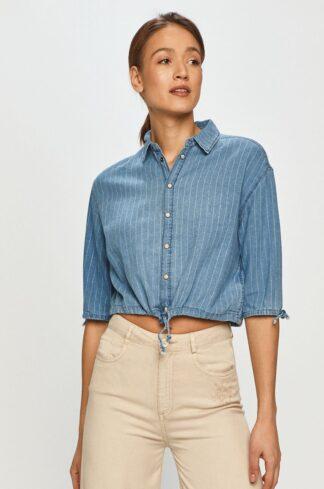 Pepe Jeans - Koszula bawełniana Lux