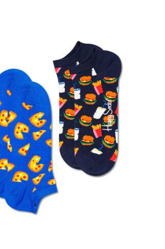 Happy Socks - Skarpetki Junk Food Low (2-PACK)