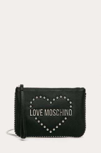 Love Moschino - Torebka skórzana