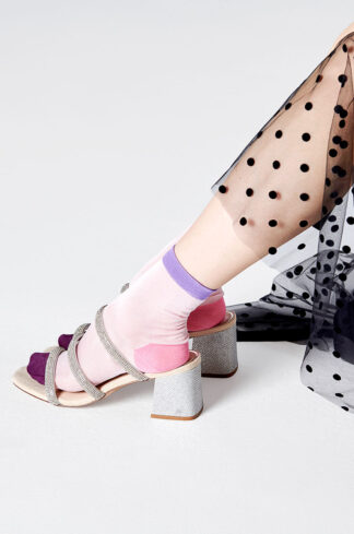 Happy Socks - Skarpetki Grace Ankle