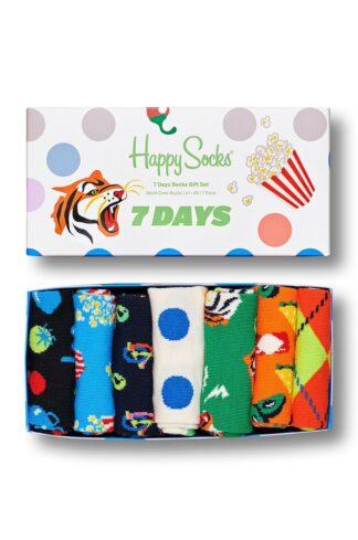 Happy Socks - Skarpetki 7-Pack 7 Days Socks Gift Set (7-PACK)
