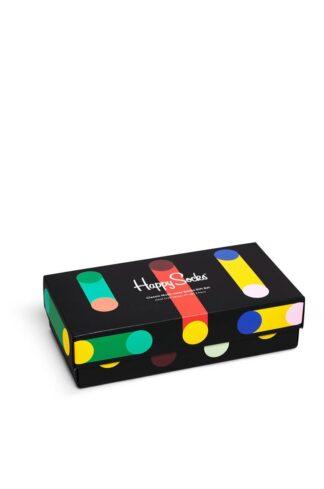 Happy Socks - Skarpetki Classic Multi-Color (3-PACK)