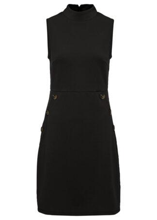 Sukienka ołówkowa bonprix czarny