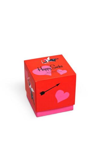 Happy Socks - Skarpetki I Love You Socks Gift (3-PACK)