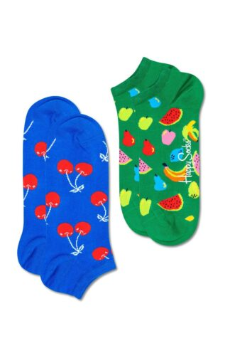 Happy Socks - Skarpetki Fruit Low (2-PACK)