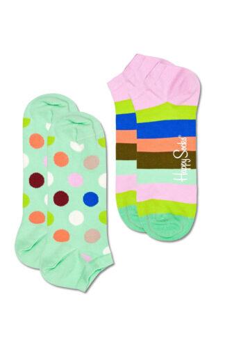 Happy Socks - Skarpetki Big Dot Stripe (2-pack)