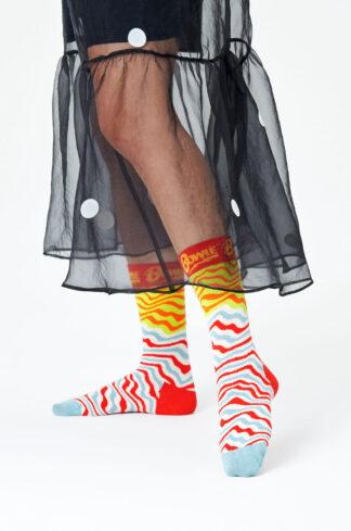 Happy Socks - Skarpetki x David Bowie Ziggy Stardust