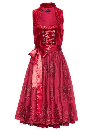 Sukienka w ludowym stylu