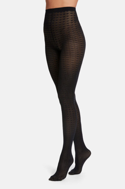 Wolford - Rajstopy Clementia 50 DEN